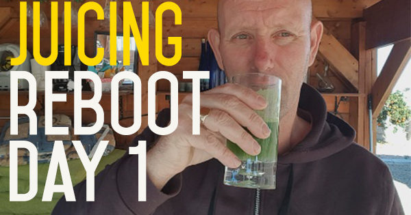 Juice Reboot Day 1- It's all About the Mindset