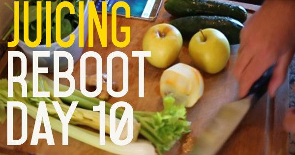 Juice Reboot Day 10 - Masticating Vs Centrifugal Juicer Comparison