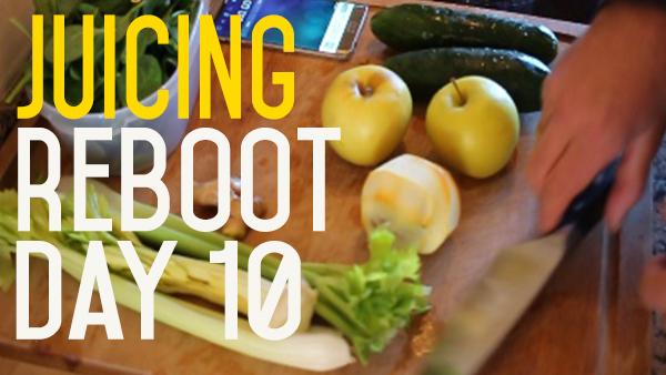 Juice Reboot Day 10 – Masticating Vs Centrifugal Juicer Comparison