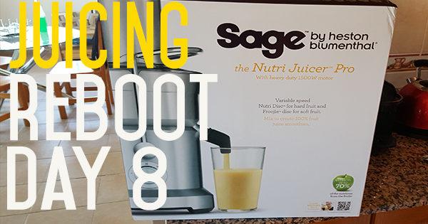 Juice Reboot Day 8 - Keep Things Simple