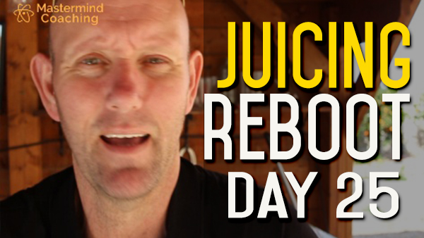 Juice Reboot Day 25 – How Does Juicing Fit Into a Healthy Lifestyle?